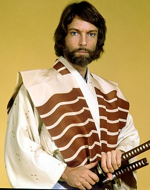 Richard Chamberlain playing William Adams in 1980s TV series Shogun
