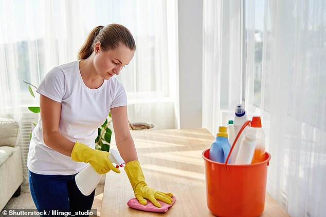 Keith Neil, professor of Epidemiology and Infectious Diseases at the University of Nottingham said it is easier to socially distance from your cleaner rather than your parents