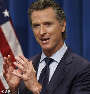 Breed worked with neighboring counties under Gov. Gavin Newsom's advice to co-ordinate a shutdown