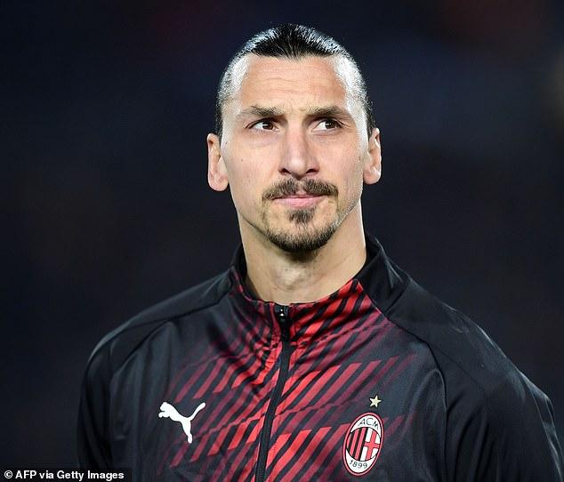 Ibrahimovic's next move will be a return to Sweden or a move to Bologna, saysMihajlovic