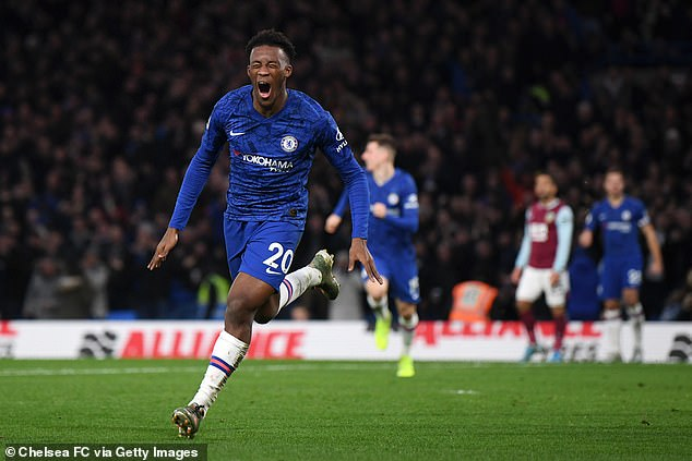 Chelsea star tested positive for coronavirus, but then fully recovered