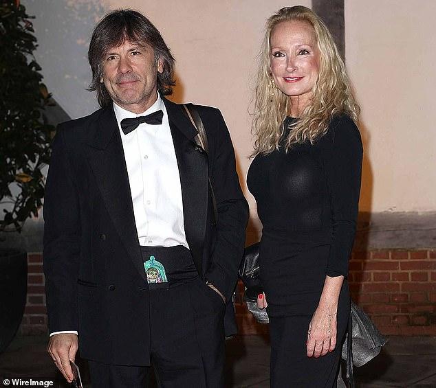 Iron Maiden Leader Bruce Dickinson S Wife Dies In Tragic Accident Fr24 News English Članci na temu leana dolci. iron maiden leader bruce dickinson s
