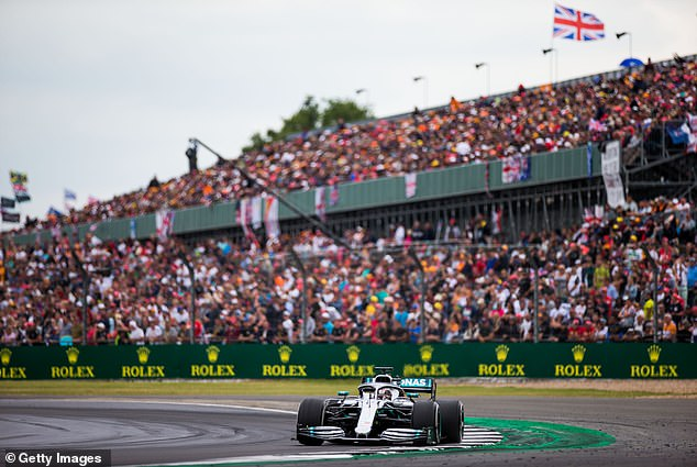 Formula 1 stepped up battle to save British Grand Prix at Silverstone this year