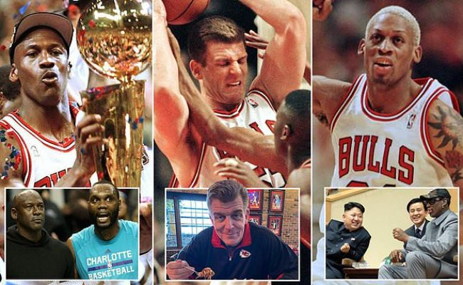 Where Are The 1998 Chicago Bulls Team From The Last Dance