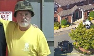 TheNY Man, 32, 'Stabs his Father, 72, to Death While he was Chatting in a Zoom Alcoholics Anonymous Meeting with 20 Other Men'