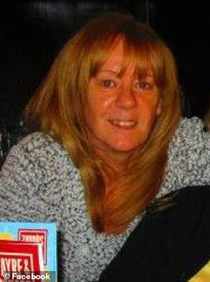 Ms Belshaw's mother Jean Mulvaney (pictured) branded the killer a 'monster'