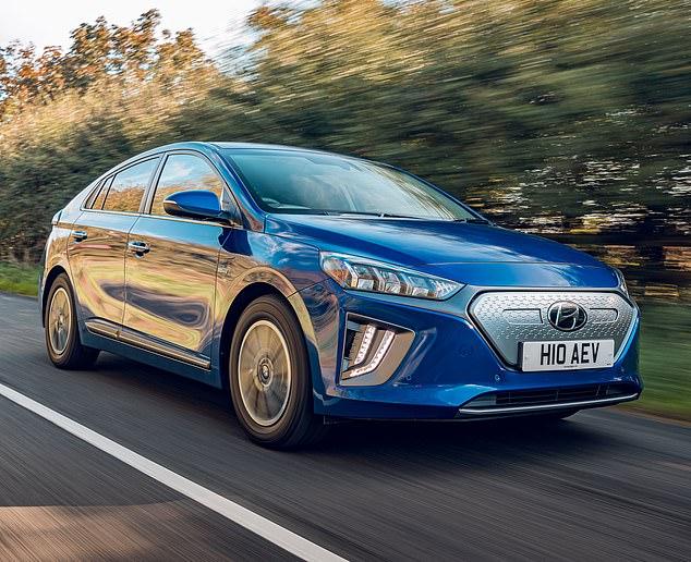 Força motriz: o Ioniq da Hyundai chegou ao topo em uma pesquisa com 10.000 proprietários de veículos da HonestJohn.co.uk