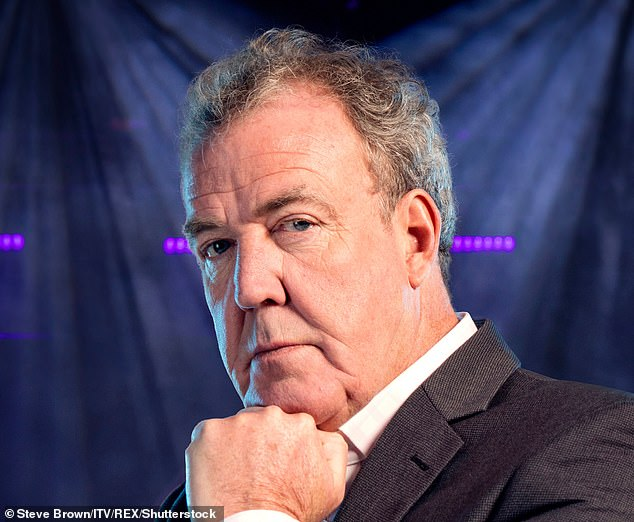 Jeremy Clarkson says Mr Wilman 'was never back up to full speed before the virus came again'