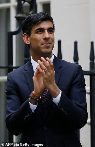 In a call with Conservative backbenchers, Chancellor Rishi Sunak made the point that Greece and Italy were already 'opening up' their economies