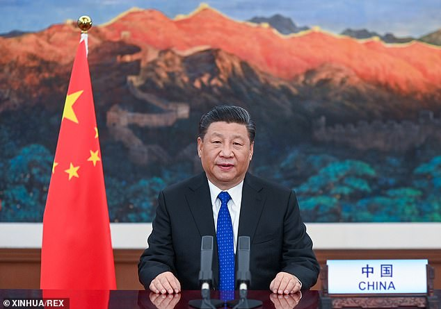 Chinese President Xi Jinping previously praised Victoria in May for signing a trade agreement while simultaneously hitting Australian barley farmers with an 80 per cent tax