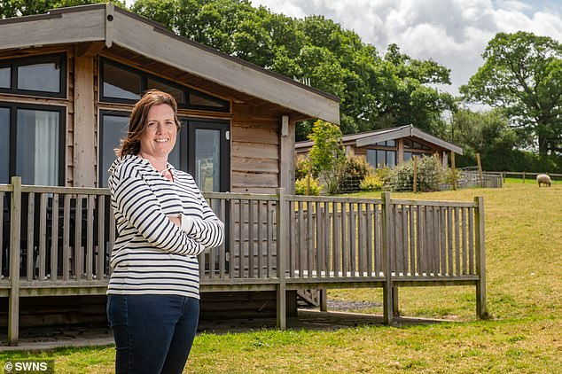 Cottage industry:Caroline Brook says our adverts will help her firm