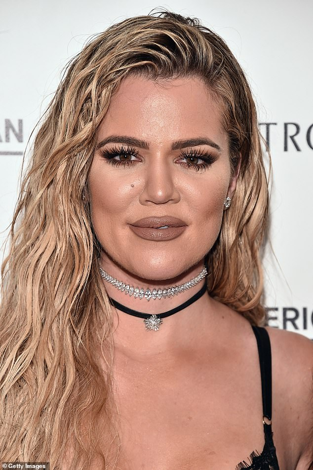 Candidate: In 2016, Khloé admitted being subjected to charges to change his facial structure. Photographed October 18, 2016 in Los Angeles