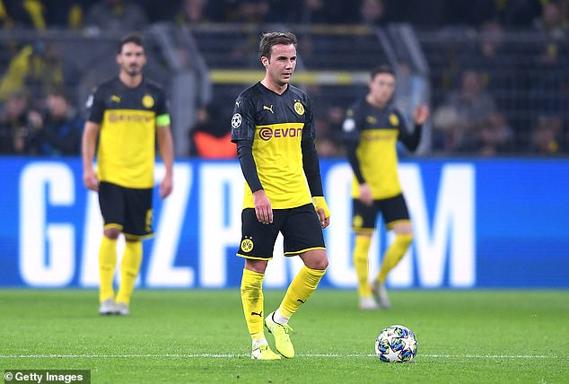 Gotze is a unique talent, but in recent years he has struggled to maintain his sharpness
