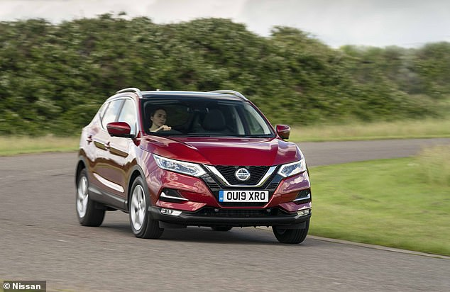 Mr. Cummings might be better off choosing a British build model for long distance hikes, with the fuel-efficient Nissan Qashqai from Sunderland