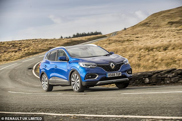 The Reanult Kadjar is the sister car of the Nissan Qashqai. This now abandoned diesel engine produced a staggering 55.2 mpg in actual tests, which means it would use 2 gallons less than Dominic Cummings 'Land Rover to travel from the capital to his parents' house.
