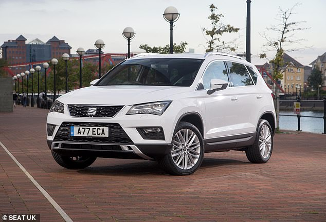 The Seat Ateca is not only great to drive, but would use 1.5 gallons less than Mr. Cummings' Land Rover to travel from north London to Durham