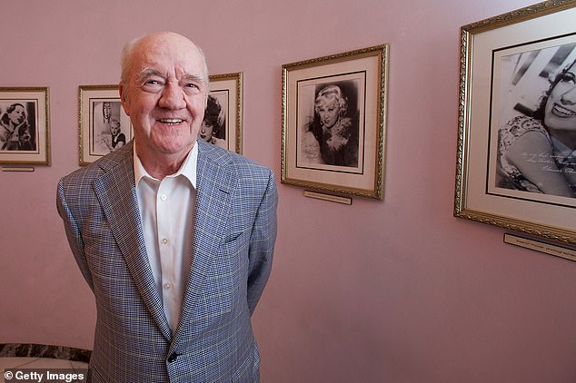Sad loss for Hollywood:Richard Herd has died at the age of 87 after a long battle with cancer. Seen in 2015