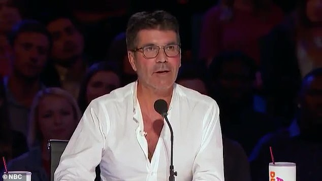 Using his platform: Cowell revealed on Tuesday that he was so moved by the story of Williams that he became an ambassador for the Innocence project to help others who are wrongfully imprisoned