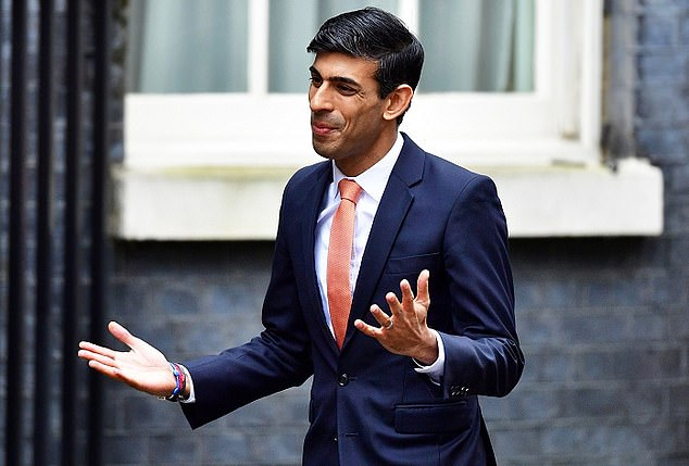 In the short period from April 1 to May 19 the Debt Management Office issued a staggering £90.2bn of gilt-edged stock to help finance Chancellor of the Exchequer Rishi Sunak schemes