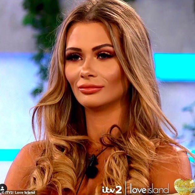 Huh! Shaughna's disciples thought she looked radically different from when she appeared on Love Island in January