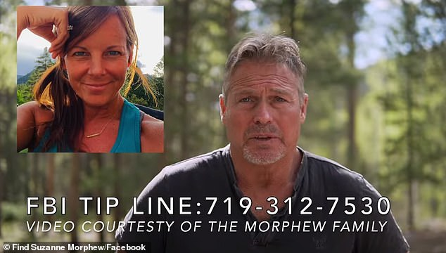 On May 17, Barry released a video pleading with the public to help find Suzanne