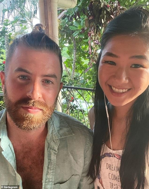 Matt Richardson, 31, and Khani Lee, 29, made the adventurous decision to go to Costa Rica on March 17 for only their third time meeting. But their flights kept getting canceled. Richardson revealed who he'd been stuck abroad with last week on day 67