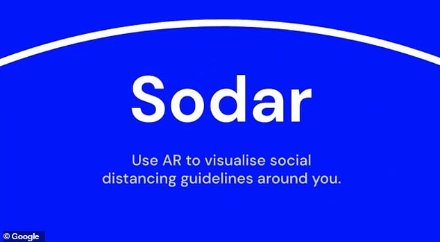 To launch Sodar, Android users need to visit the dedicated webpage - sodar.withgoogle.com - using Chrome web browser