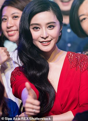 Nicknamed `` the screen empress of China '', Fan is no longer on the public radar since 2018 after his tax scandal