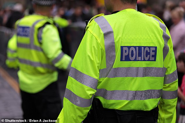 Police chiefs have been accused of surrendering to criminals in a lawless area of London after tensions rose after a subject was tasered and subsequently suffered life-suffering injuries