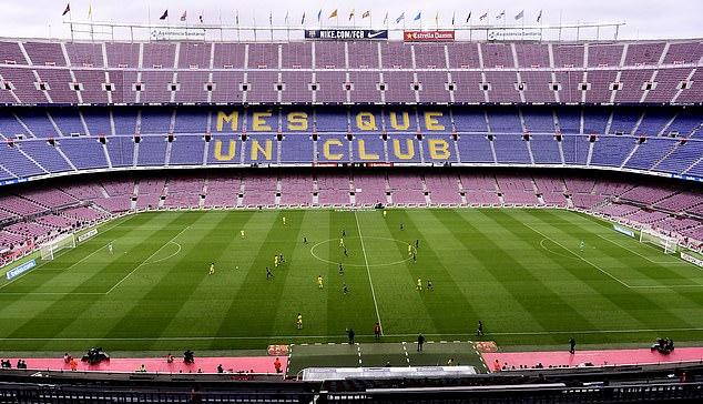 Barcelona prepare to return to La Liga action against struggling Mallorca on June 13
