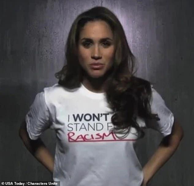 Comment faire : Meghan Markle parle de ses expériences avec le racisme dans une vidéo refaite en 2012