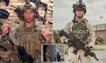 Man 'Armed to the Max' with an Assault Rifle and Pistol who was Trying to Pass as a Member of the National Guard is Arrested During George Floyd Death Protests in Los Angeles