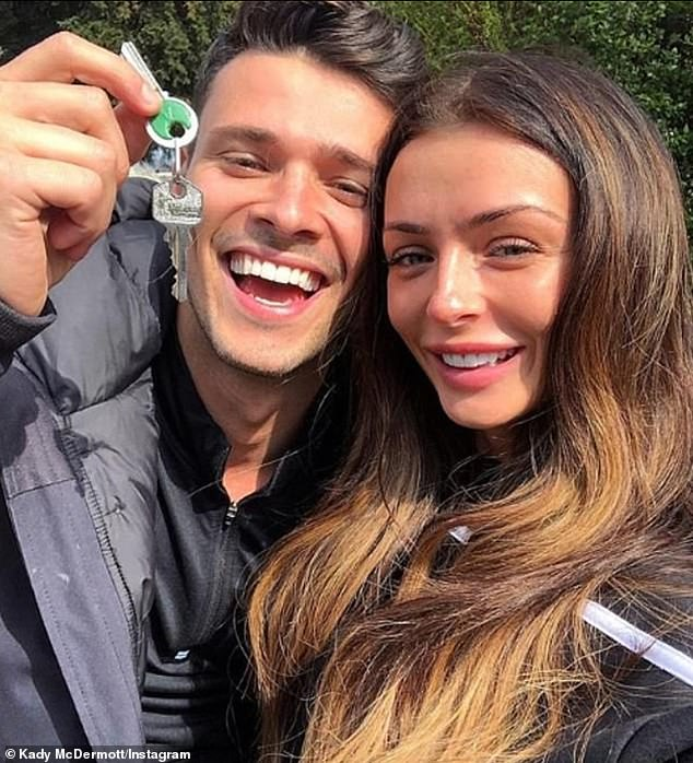 It's OVER!The duo bought a Hertfordshire property together in April 2019 and have transformed it into a two-storey house. Fans have speculated that Kady now lives there alone