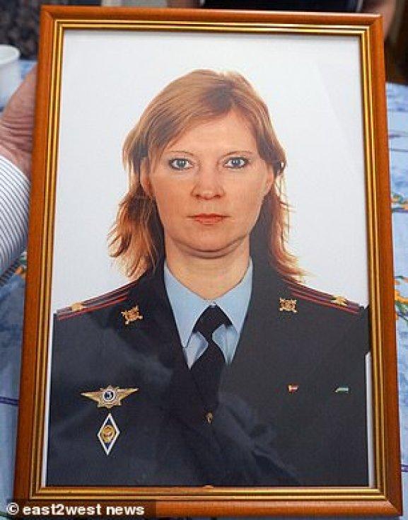 Natalya Shcherbakova