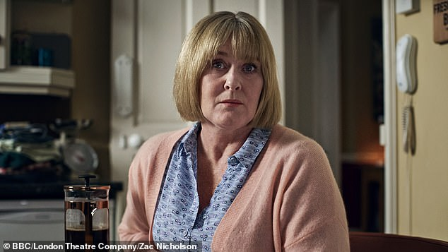 Role: Sarah Lancashire represented as Gwen in An Ordinary Woman