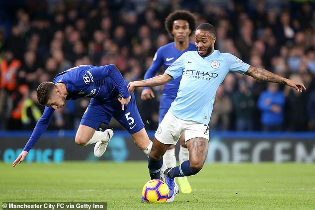 Sterling has been the target of abuse disgusting when Manchester City played Chelsea in 2018 and Lampard has praised the English for having been a shining light in the fight against racism