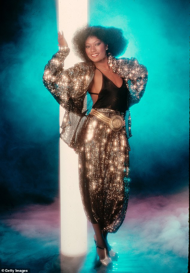She had an attractive look: Bonnie posed for a portrait in 1979 in Los Angeles, California