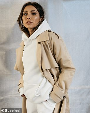 'The work-from-home wardrobe is un-apologetically here to stay even as isolation eases,' Rozalia said of the collection