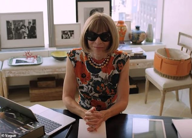 Vogue;s Anna Wintour admitted to letting 'hurtful and intolerant behavior' go unchecked during her 32-year reign at the fashion magazine. Condé Nast has stoof behind her