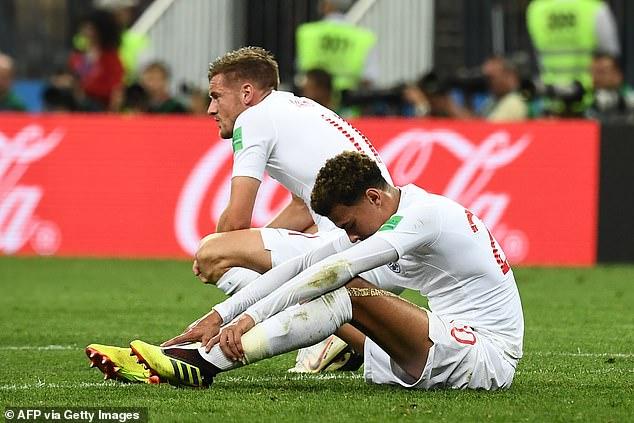Les stars anglaises de Jamie Vardy et Dele Alli réagissent après avoir été éliminées de la Coupe du monde - mais comment vont-elles évoluer à l'Euro 2020?