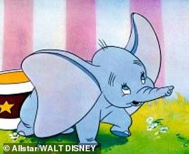 The classic 1941 Disney movie Dumbo