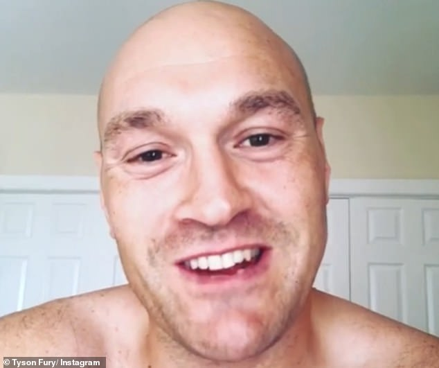 Fury has been criticized for using the services of alleged crime lord Daniel Kinahan to negotiate an agreement