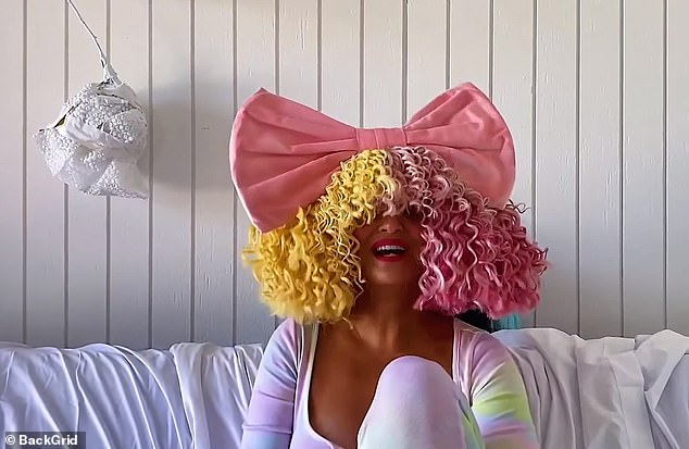 New Mom: Notoriously private singer, whose real name is Sia Kate Isobelle Furler, who almost always covers her face in public to maintain her anonymity, said she loves her new family