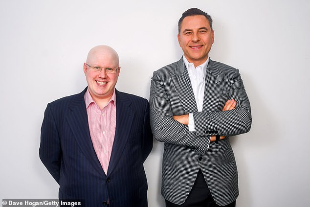 New venture? The pair are said to be interested in rebooting the show in a podcast or radio format, with Spotify allegedly their top choice to host the show (pictured 2019)