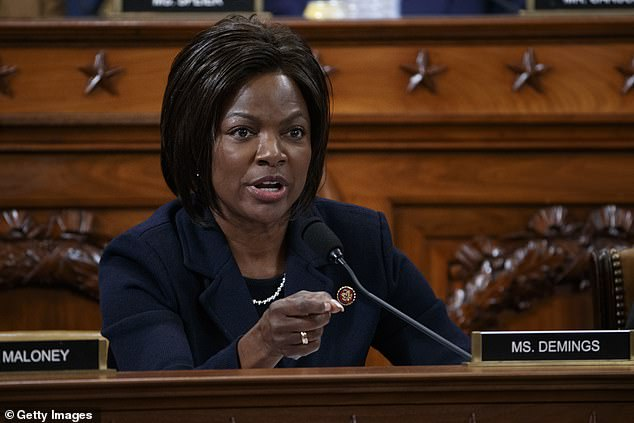 Val Demings was elected to the House, representing Florida, in November 2016