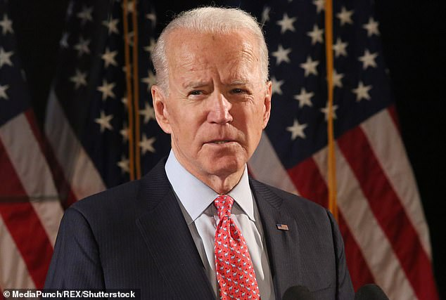 Joe Biden is currently evaluating a series of potential running mates, all of them women