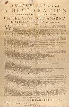 Congress formally adopted the Declaration on July 4 1776, now celebrated as Independence Day