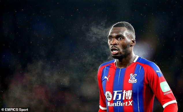 Christian Benteke only managed one goal compared to Jordan Ayew who is eight