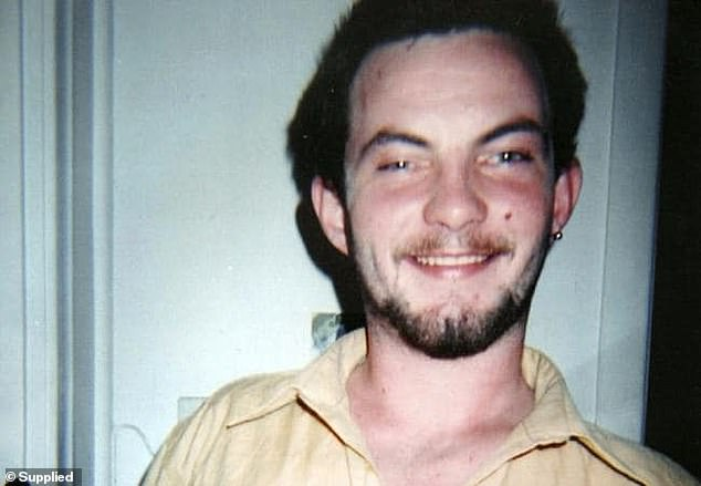 Morgan Jay Berger (photo) was murdered by Jones and James Patrick Roughan in 2005