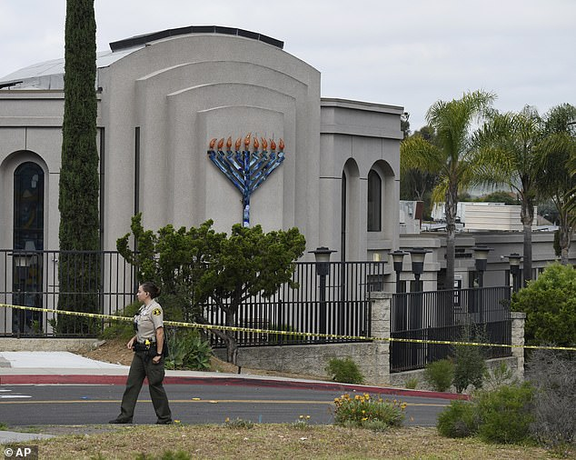 John Earnest killed one worshiper and injured three others at Chabad of Poway Synagogue near San Diego, California on April 27, 2019
